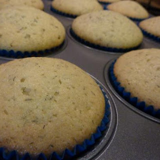Sweet Dill Muffins
