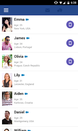 AnastasiaDate: International dating app Screenshot