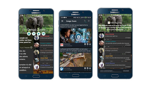 Congo Zoom - News Tourism Debates Opportunities ss1