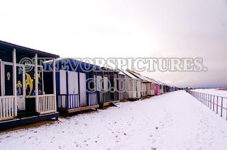 Photo: VERY COLD NO SUNBATHERS