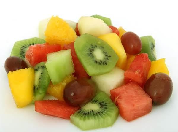 Mojito Fruit Salad Recipe