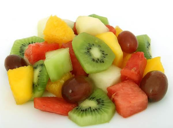 Mojita Fruit Salad