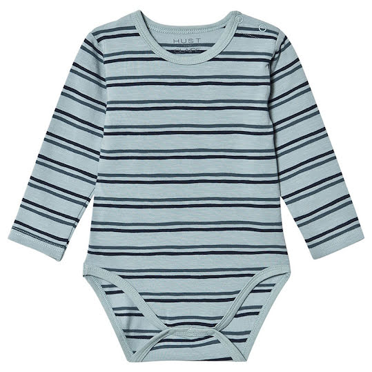 Hust&Claire Buster Baby Body Petrol