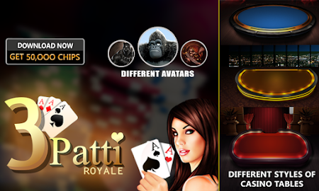 Teen Patti Gold - Indian Poker 2.0 screenshot 349190