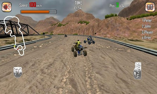 Atv Quad Bike Racing Game Android Apps On Google Play