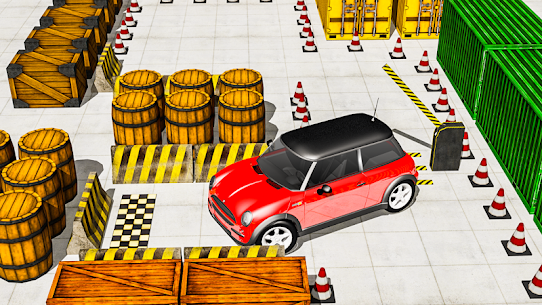 Advance Car Parking Game: Car Driver Simulator 3