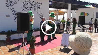 Video: Recited at Mijas Pueblo Apr 13th 2013 at Ireland Friendship Day