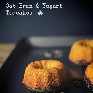 Oat Bran And Yogurt Teacakes