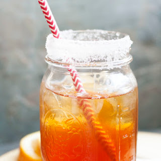Orange Spiced Iced Tea