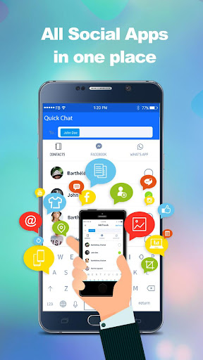 Go Messenger for Android apk 1