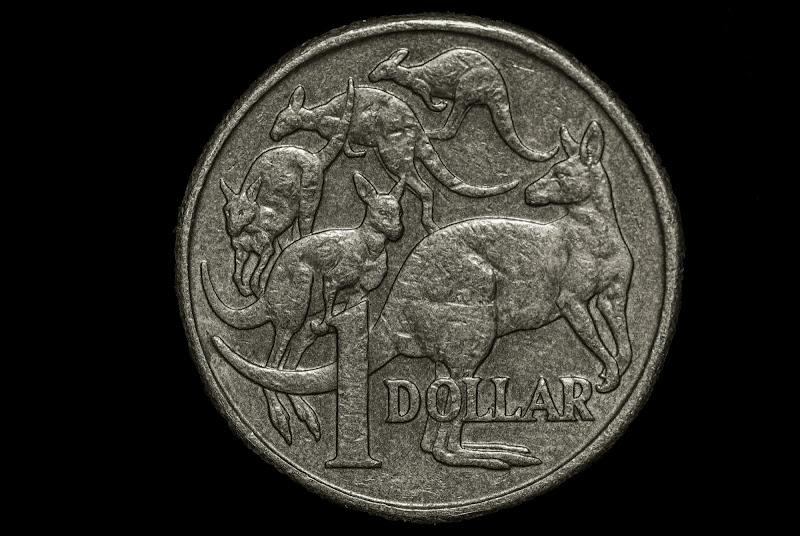One Australian dollar di Sergio Rapagnà