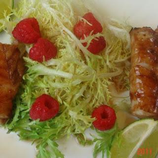 Raspberry Miso Glazed Cod Recipe