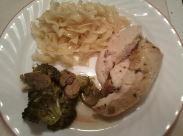 Citrus Dill Chicken & Broccoli Recipe