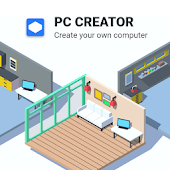 PC Creator - PC Building Simulator  [BETA] Android APK Download Free By UtraAndre
