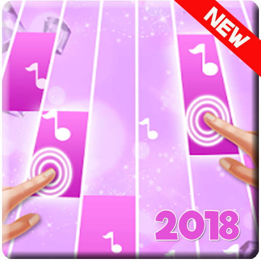 Piano Pink Tiles 2018 (game)