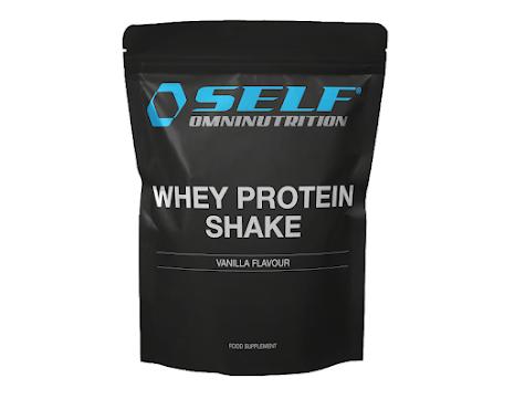 Self Whey Protein Shake 1kg - Vanilla