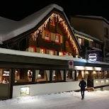 Alpenclub, Engelberg in Engelberg, Obwalden, Switzerland