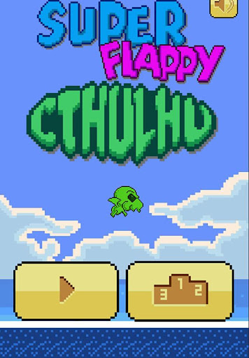 Super Flappy Cthulhu FREE