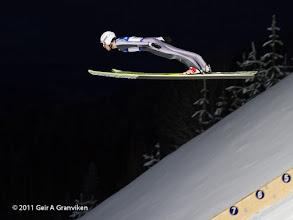 Photo: Ski flying Vikersund HS225 - Test jumping (Joachim Hauer)