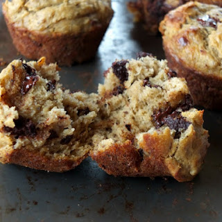 Paleo Banana Muffins with Chocolate Chunks (Nut and Coconut Free) Recipe
