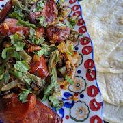 Chorizo Y Nopales