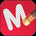 Magic Eraser Background Editor icon