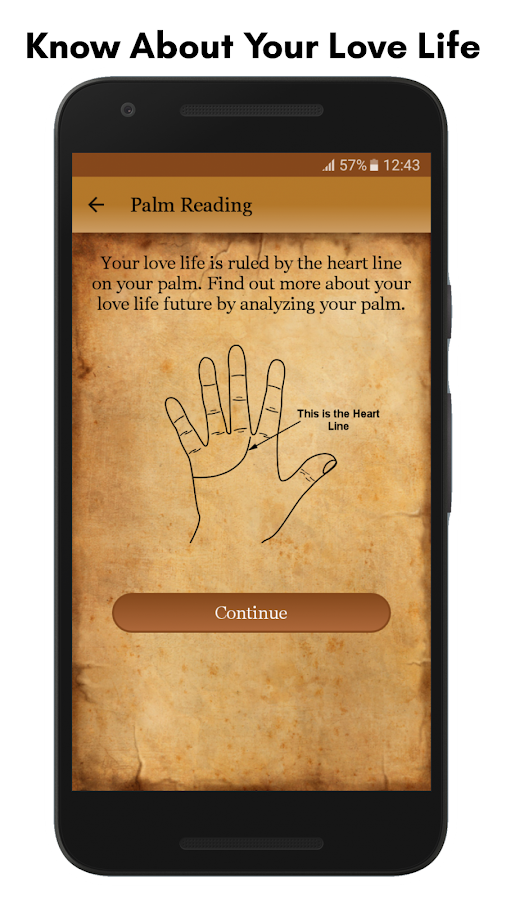 Palm Reading - Fortune Teller & Future Analysis- screenshot