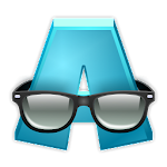 AlReader -any text book reader Icon