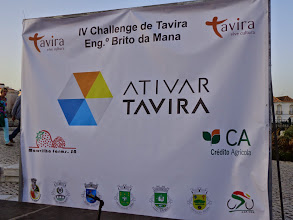 Photo: IV Challenge Eng.º Brito da Mana, com o apoio ATIVAR TAVIRA
