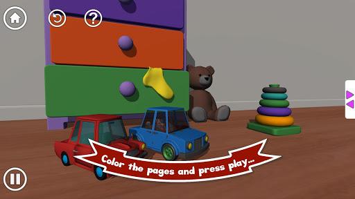 Alive! Coloring book for Kids Apk by Code lunatics: 3D Art