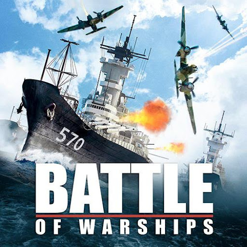 Battle of Warships: Naval Blitz (Mod Money/Unlocked) 1.71.4mod