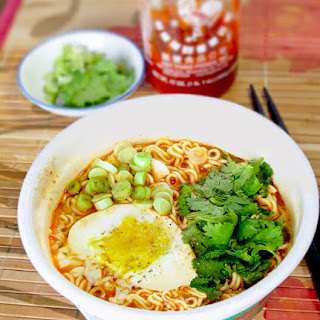 Seafood Ramen Noodles Recipes.