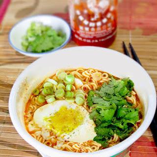 Ramen Noodle Bowl Recipes.