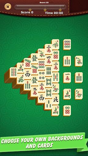 Mahjong Solitaire - Free Board Match Game cheat screenshots 2