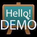 English Class Demo icon