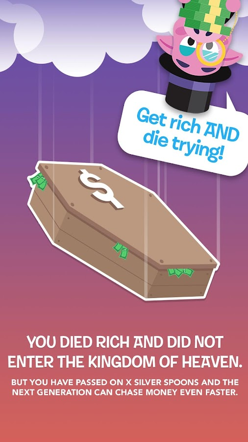 Make It Rain: The Love of Money - Fun & Addicting!- screenshot