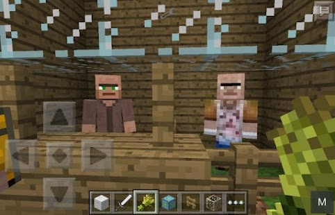 MODS MCPE- screenshot thumbnail