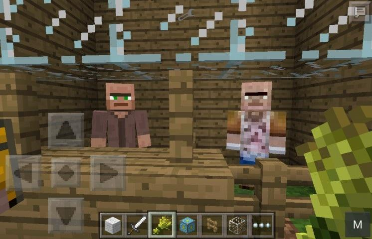 MODS MCPE- screenshot