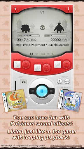 Pokémon Jukebox screenshot 4