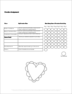 Valentines-Day-group-piano-lesson-assignment-sheet-and-piano-practice-log