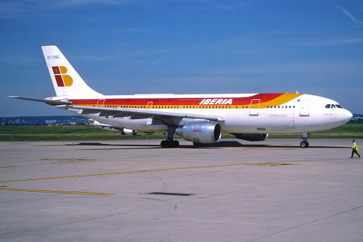 What Happened To Iberia's Airbus A300s?