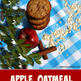 Muffin Recipe - Apple Oatmeal Muffins