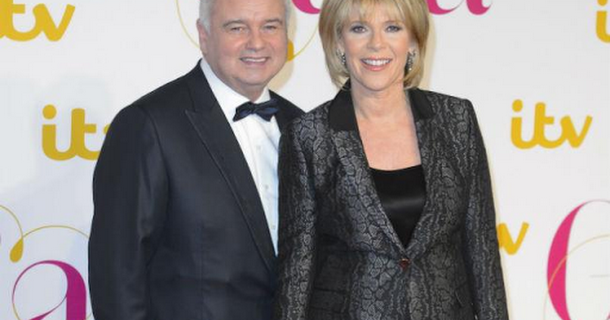 Eamonn Holmes and Ruth Langsford land chat show