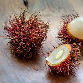 Rambutan! 😋 by Antonio Winston - Food & Drink Fruits & Vegetables
