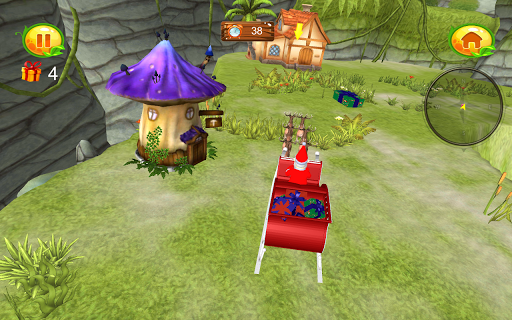 Foto do Santa Christmas Gifts Rush - Delivery Mission
