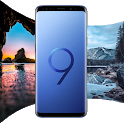 Stock S9 & S9 Plus & Note 9 Wallpapers FHD icon
