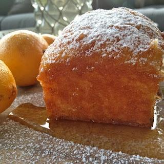 Sunshine Lemon Bread {ReluctantEntertainer.com}