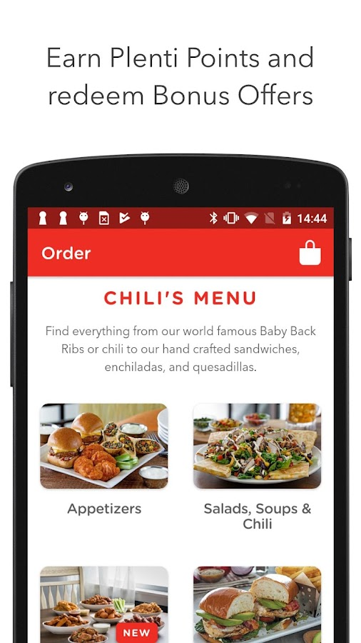 Chilis- screenshot