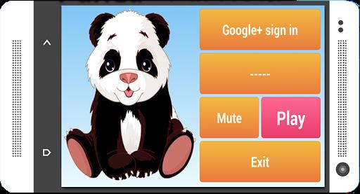 Panda Parkour