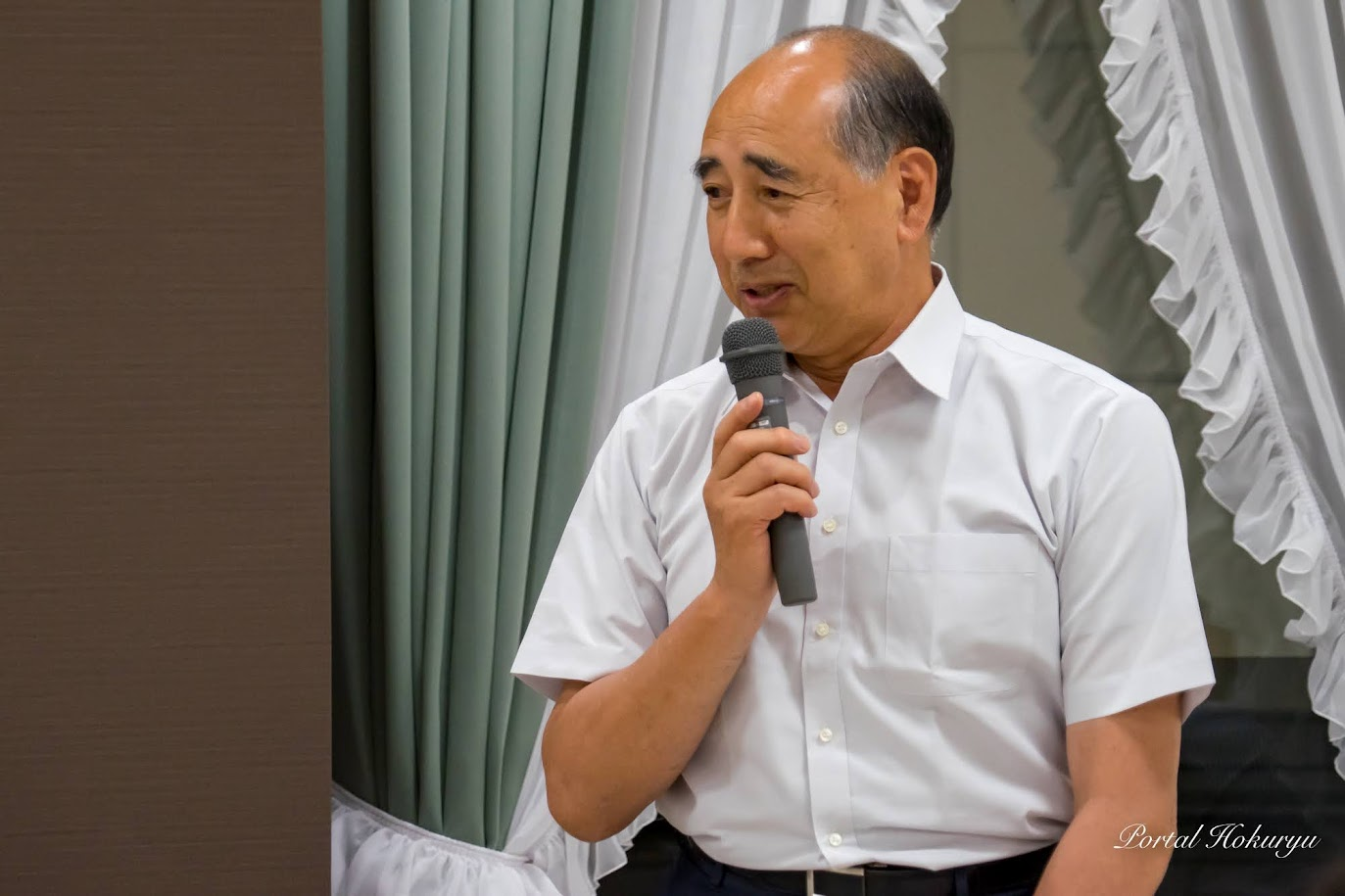 秘湯を守る会・乳頭温泉「鶴の湯」・佐藤和志 会長